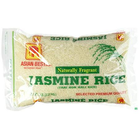 Asian Best Jasmine Rice 5 Pound (Best Quality Rice In Pakistan)