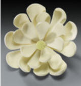 Cake Decoration Gum Paste Large Tropical Flower