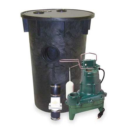 Packaged Sewage System (ZOELLER 910-0033 18
