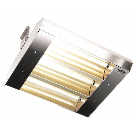 Electric Infrared Heater,BtuH 16,378 FOSTORIA 223-60-THSS-480V