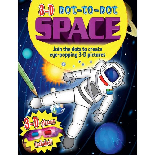 3-D Dot-to-Dot Space