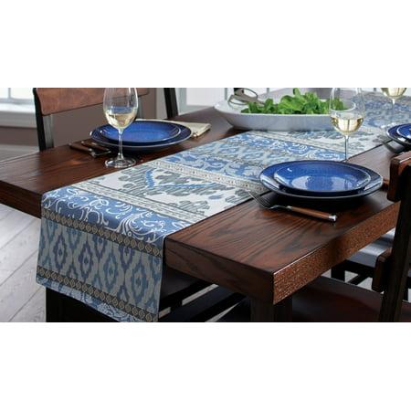 Better Homes & Gardens Global Stripe Table Runner, 14