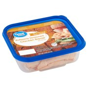 Great Value Thin Sliced Rotisserie Seasoned Chicken Breast, 9 oz