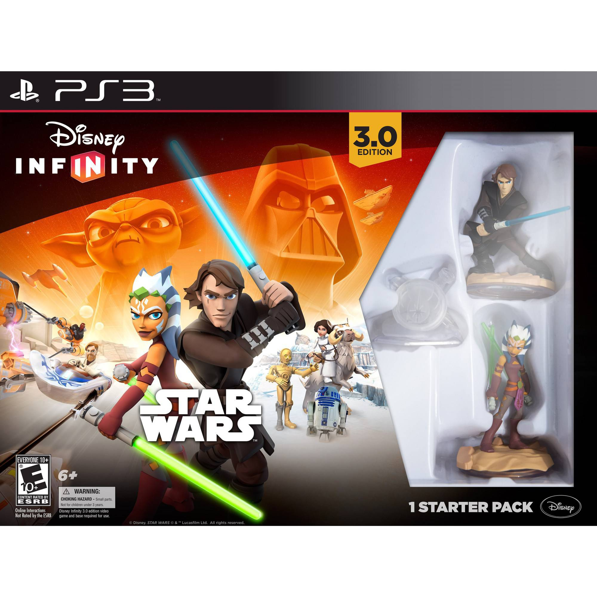 Disney Infinity 3.0 Edition Starter Pack (PS3)