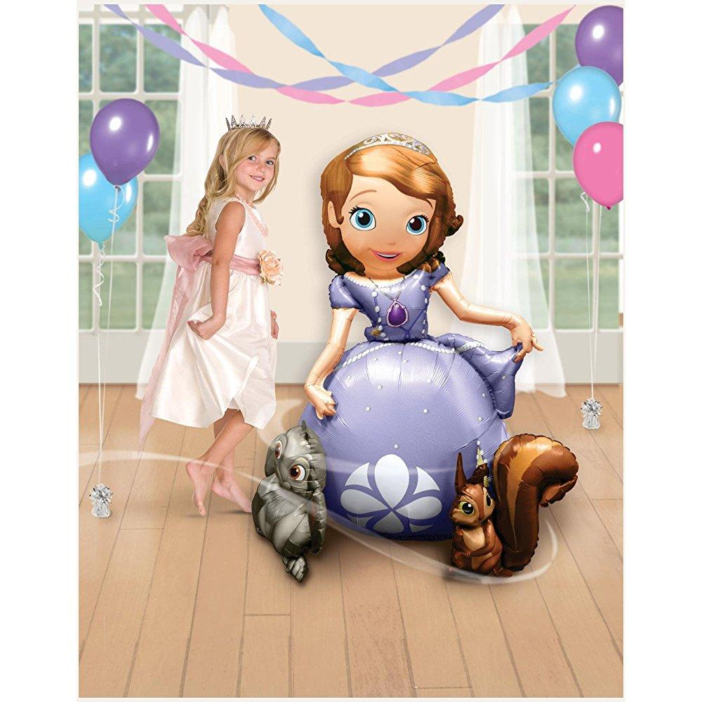 anagram international sofia the first air walker, multicolor