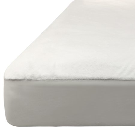 Image of dreamSERENE CozyVelour - Mattress Protector - TwinXL