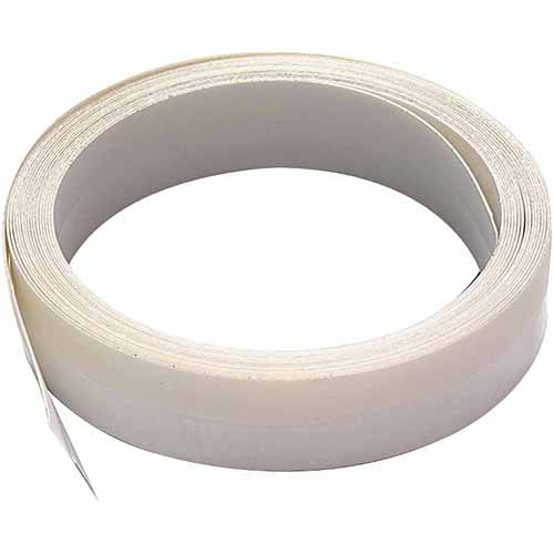 "M-D Products 03525 White V-Flex Weather Strip, 7/8"" x 17'"