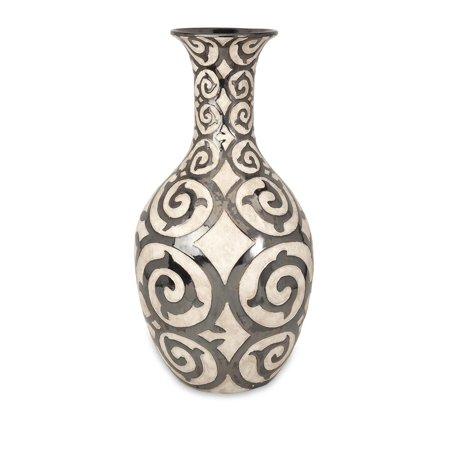Bronze Floor Vases (Benigna Tall Oversized Floor Vase)