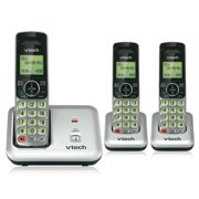 VTech CS6619 Expandable Cordless Phone with CS6609-2 Extra Handsets