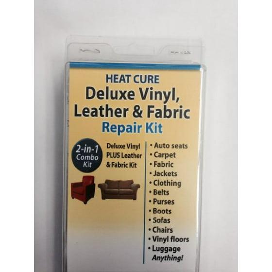 As Seen On Tv No Heat Liquid Leather Amp Vinyl Repair Kit