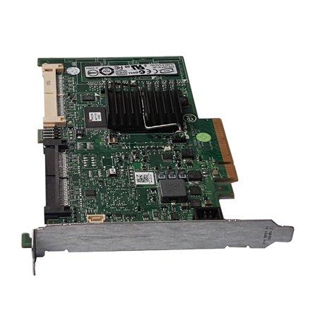 Dell PowerEdge 1950 2950 PERC 6/I PCI-E SAS SATA RAID Controller Card YW946 Refurbished