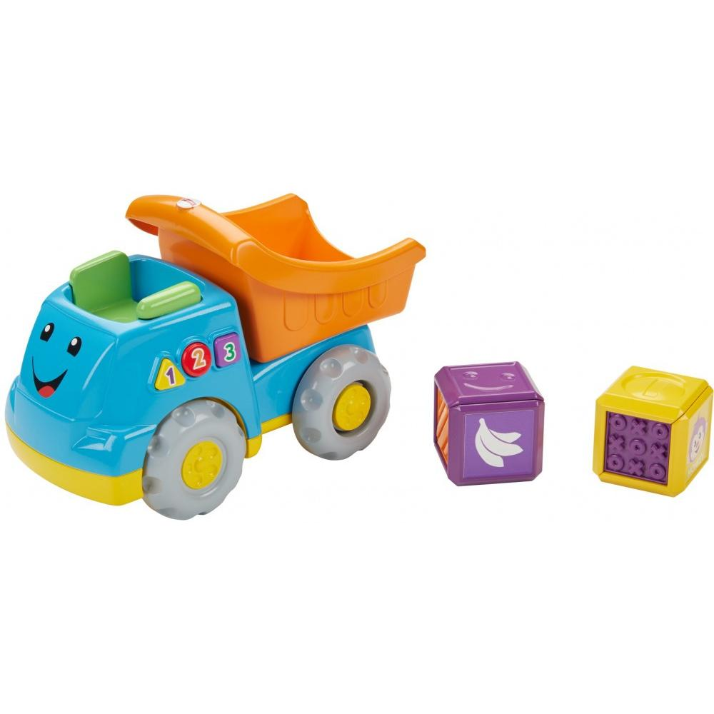 Fisher-Price Laugh & Learn First Words Fill & Dump Truck