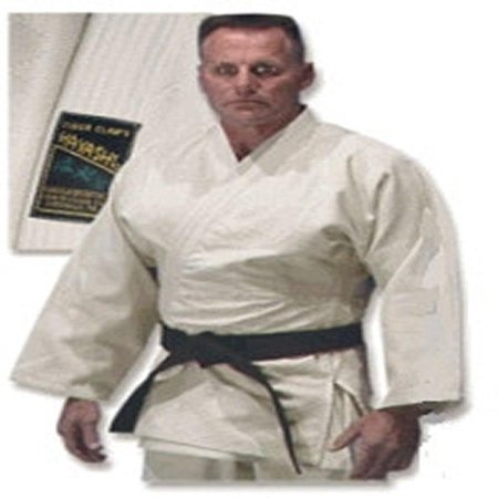 Hayashi Unbleached Single Weave Judo Uniform Double Weave Judo Uniform