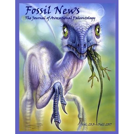 Fossil News : The Journal of Avocational Paleontology: Vol. 20, No. 3 (Fall 2017)](Halloween News Stories 2017)