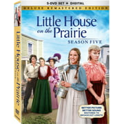 Little House on the Prairie: Season 5 Collection by