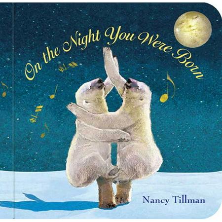 On the Night You Were Born (Board Book)](13 Nights Of Halloween Book)