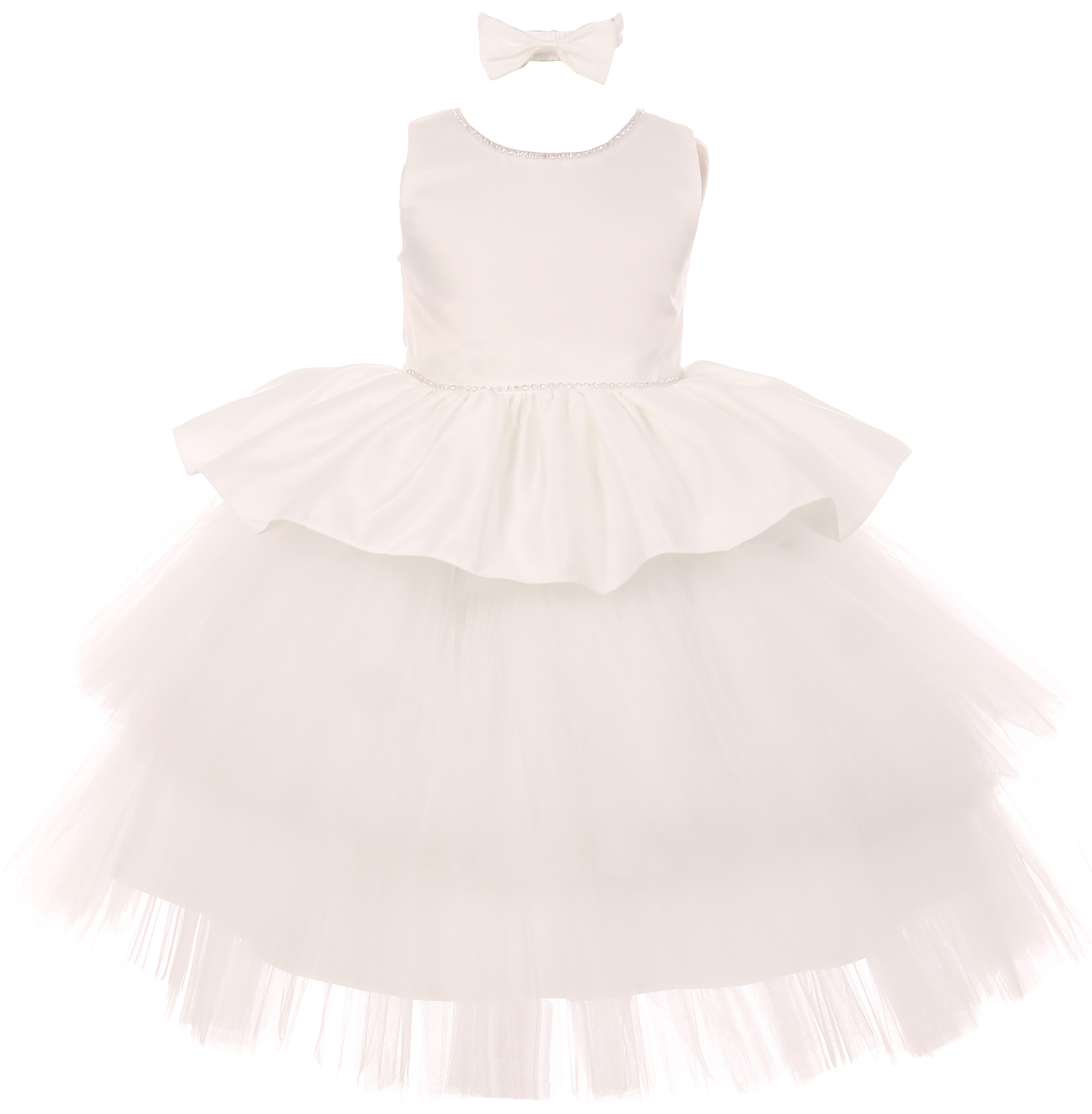 d7af9afe0ae Ivory Infant Flower Girl Dresses - Data Dynamic AG