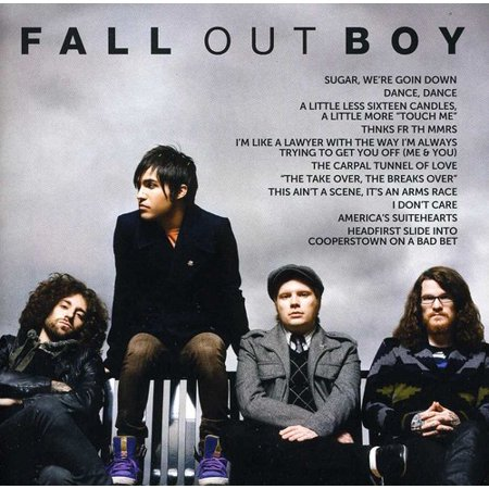 Fall Out Boy - Icon Series: Fall Out Boy (CD)