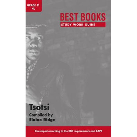 Best Books Study Work Guide: Tsotsi Gr 11 HL -