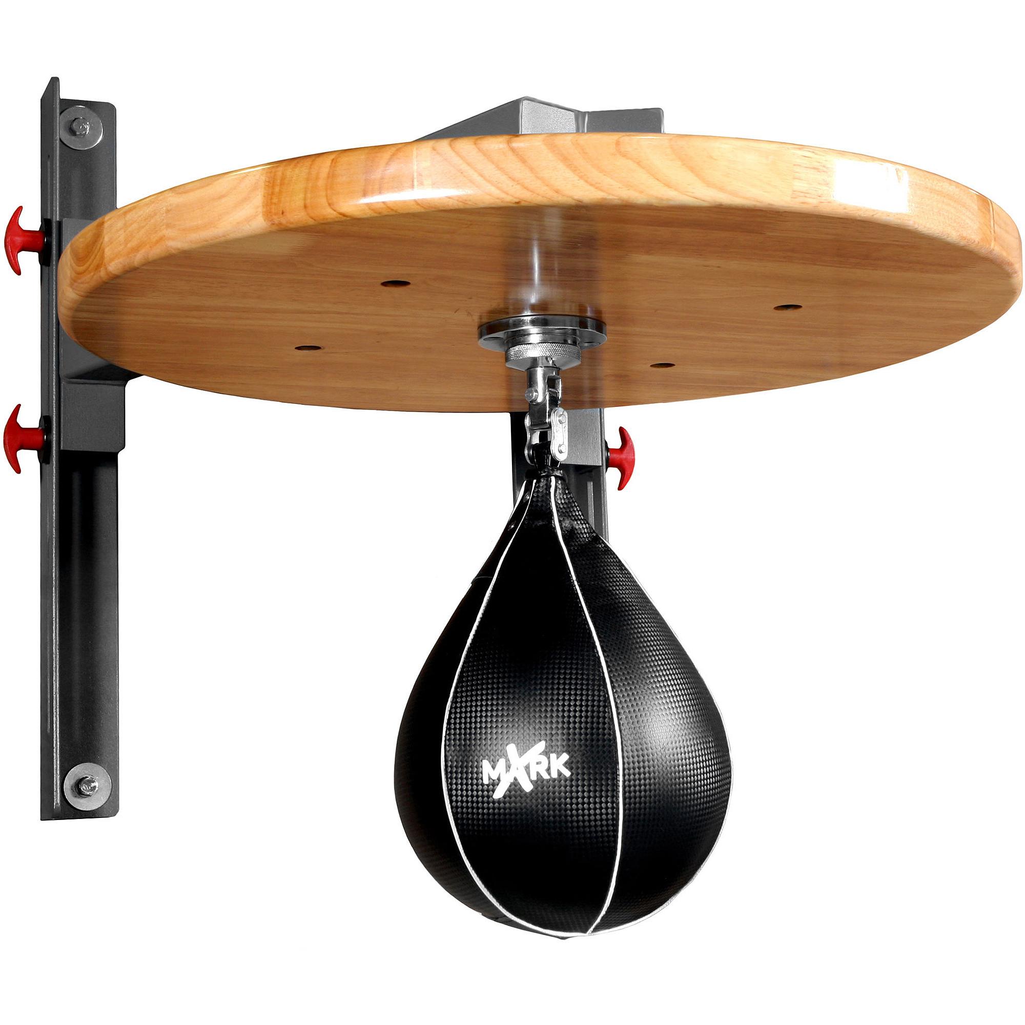 XMark Fitness XM-2811 Commercial Adjustable Speed Bag Platform