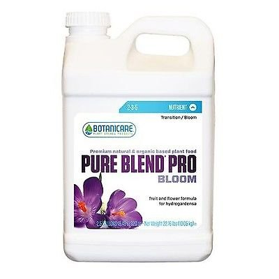 Botanicare BCPBPB2.5 Pure Blend Pro Bloom Organic Compost Solution, 2-1 2-Gal... by