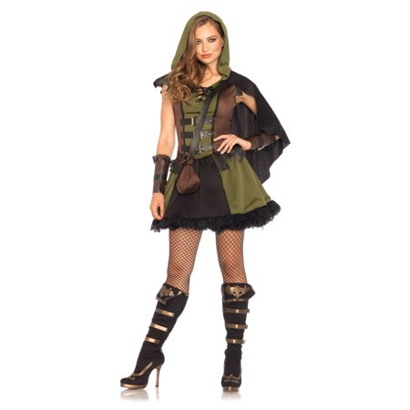 Leg Avenue Darling Robin Hood Adult Womens Costume