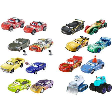 Disney/Pixar Cars 3 Die-Cast 2-Pack Assortment, Styles May Vary