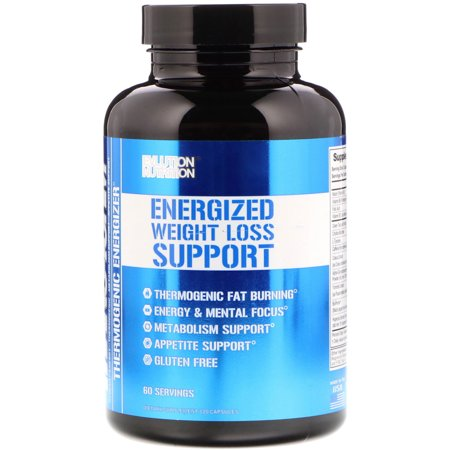 EVLution Nutrition  Trans4orm Thermogenic Energizing Fat Burner Supplement  120 Capsules