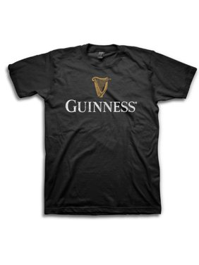 49208d95e993 Product Image Guinness Men s Logo Graphic T-Shirt