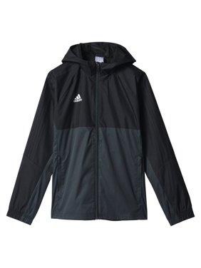 adidas Youth Tiro 17 Soccer Rain Jacket   AY2888