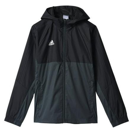 adidas Youth Tiro 17 Soccer Rain Jacket   (Adidas Soccer Jackets)