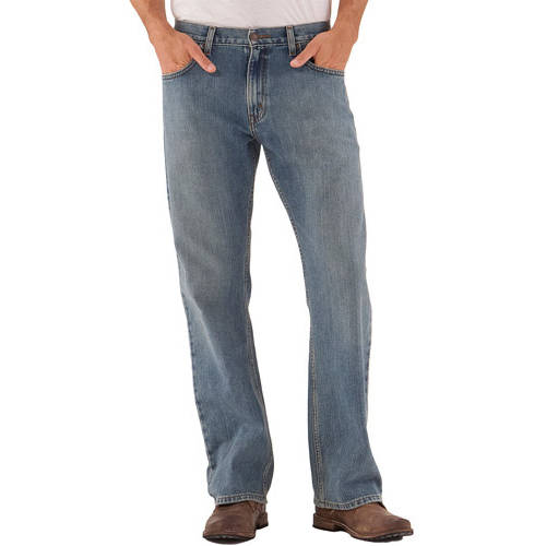 Low rise bootcut cords mens