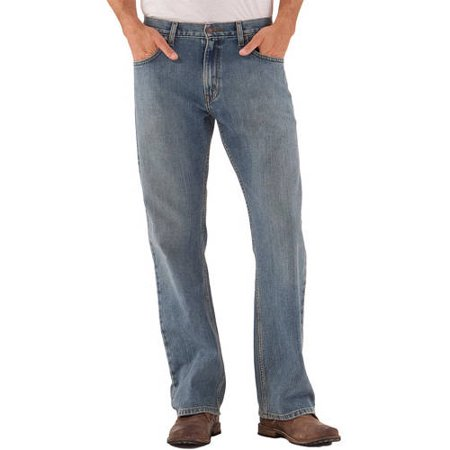 Signature by Levi Strauss & Co. Men's Bootcut Jeans - Walmart.com