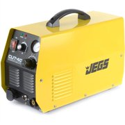 """JEGS 81545 Plasma Cutter 20-40 Amp 110/220VAC Cuts Steel/Iron up to 3/8"""" Thick"""