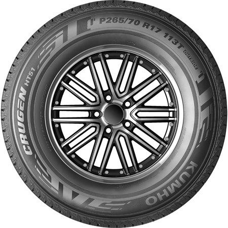 Kumho Crugen HT51 265/70R16 112T Tire
