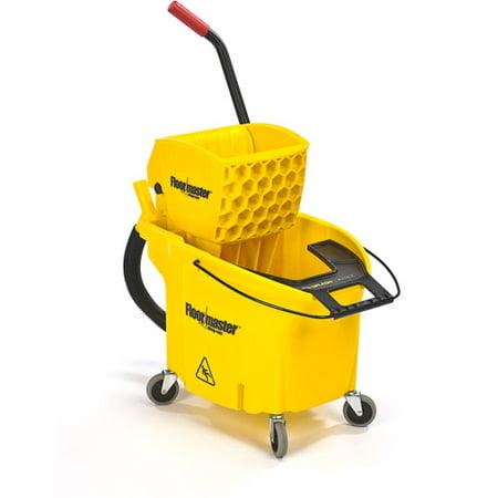 Shop Vac Floormaster Mop Bucket 1560000 Walmart Com
