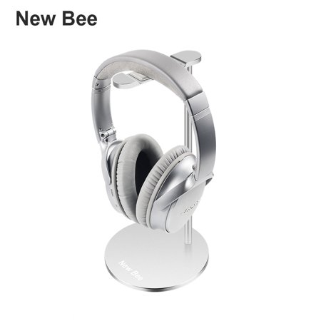New Bee NB-Z3 Universal Headphone Holder Gaming Headset Stand Earphone Display Rack Hanger Bracket for Over Ear Headsets - image 4 de 7