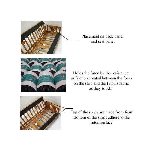 Otis Bed Otis Grip Strips (Set of 2)