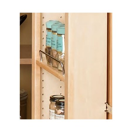 Rev-A-Shelf 4WP18-57-KIT 4WP Series 57″ Tall Swing Out Pantry Cabinet Organizer