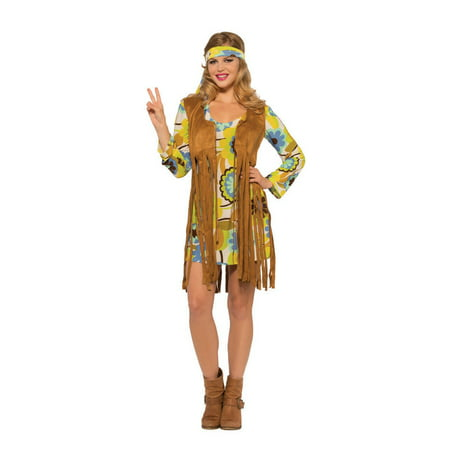 1960's Groovy Lady Sexy Women's (Costume 1950's Era)