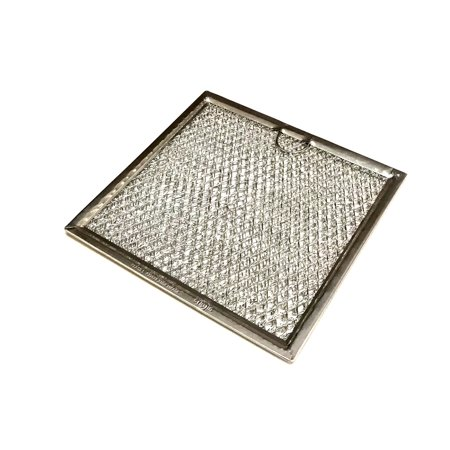 Ge Air Filter - OEM GE Microwave Grease Air Filter Shipped With JNM7196SF1SS, JNM7196SK1SS