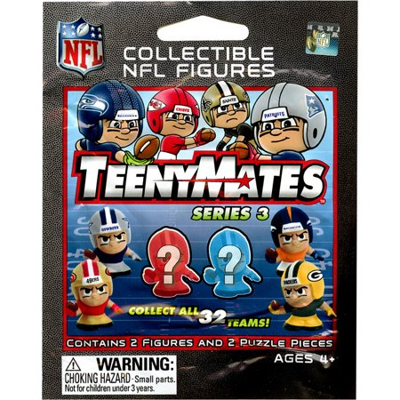 NFL TeenyMates Wide Receivers Mystery Pack ()