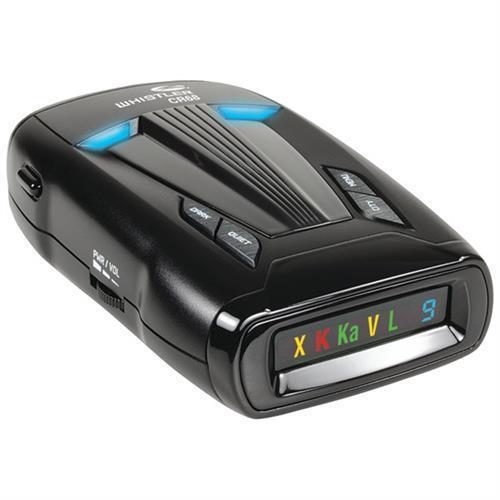 WHISTLER CR68 CR68 Laser/Radar Detector