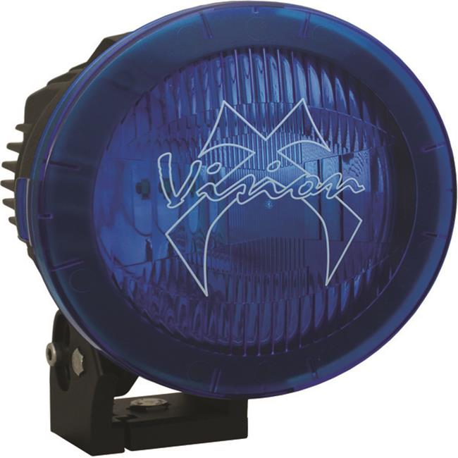 Vision X Lighting 9888460 6.7 in. Cannon Pcv Cover Blue Euro