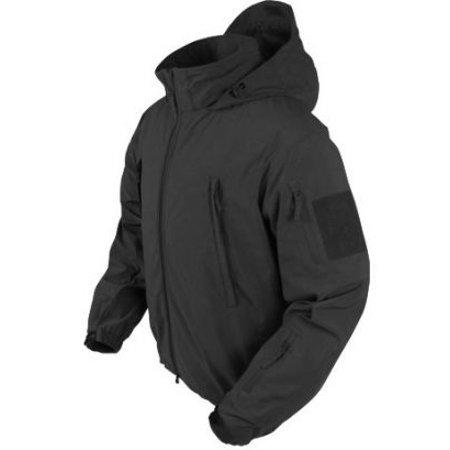 Summit Zero Lightweight Soft Shell Jacket, Black, (Difference Between Condor Summit And Summit Zero)