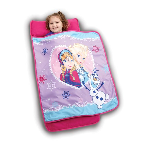 Crown Crafts Frozen Toddler Nap Mat