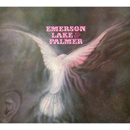Emerson Lake & Palmer (CD) (The Best Of Emerson Lake And Palmer)