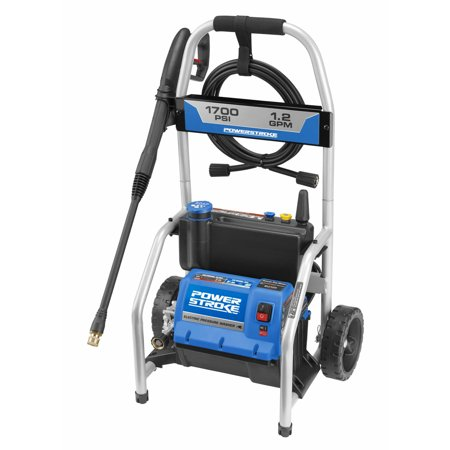 powerstroke 1700 pressure washer manual