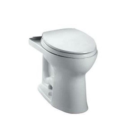 Drake II Elongated Toilet Bowl Only in Cotton ()