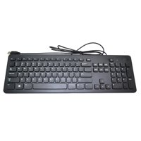 0cf9d068094 Product Image Gvwnx 0GVWNX CN-0GVWNX Dell KB113T English US Black Slim  Quiet USB Wired 102-